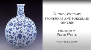 Chinese Pottery, Stoneware and Porcelain 960-1368​